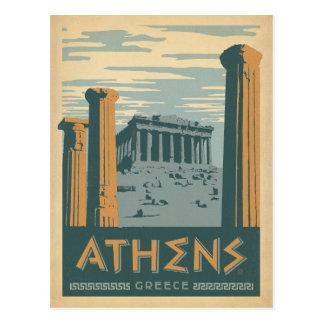 Athene, Griekenland Briefkaart
