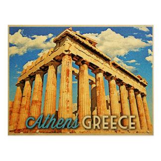 Athene Griekenland Parthenon Briefkaart