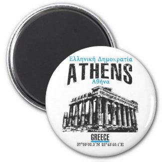 Athene Magneet