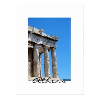 Athene Parthenon Briefkaart