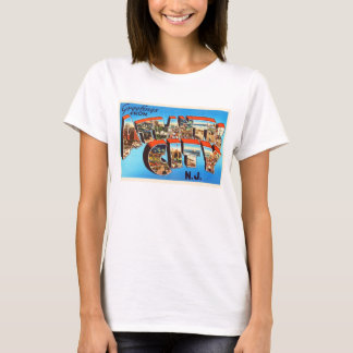 Atlantic City 1 Vintage Reis van New Jersey NJ - T Shirt