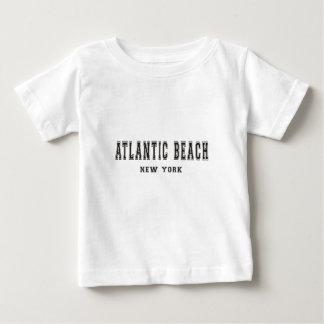 Atlantisch Strand New York Tshirt