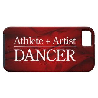 Atleet + Kunstenaar = Danser Tough iPhone 5 Hoesje