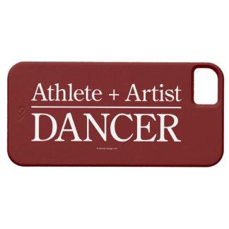 Atleet + Kunstenaar = iPhone 5 van de Danser hoesj Barely There iPhone 5 Hoesje