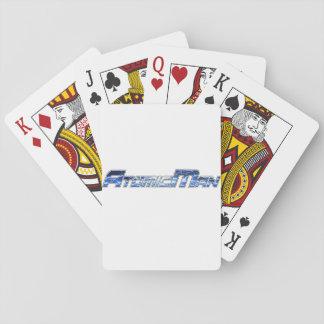 AtomicMan Pokerkaarten