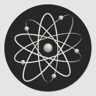Atoom (007) - Stickers