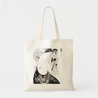 Aubrey Beardsley het Canvas tas van de Rok van de