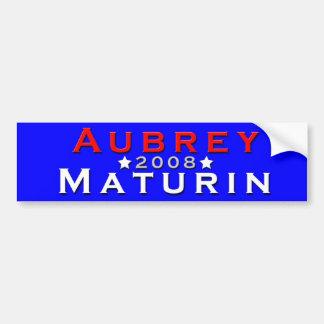 Aubrey/Maturin 2008 Bumpersticker