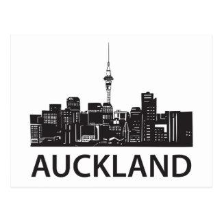 Auckland Briefkaart