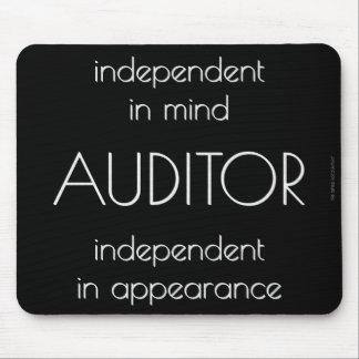 """""""Auditor: Onafhankelijke in Mening & Verschijning Muismat"""