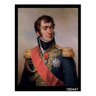 Auguste Frederic Louis Viesse de Marmont Briefkaart