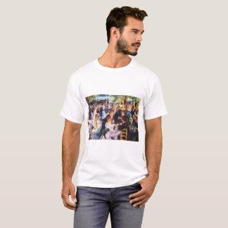 Auguste Renoir - Dans bij La Galette van Le moulin T Shirt