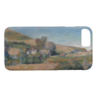 Auguste Renoir - Uitzicht van de Zeekust iPhone 7 Hoesje