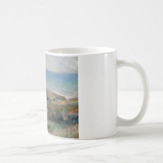 Auguste Renoir - Uitzicht van de Zeekust Koffiemok