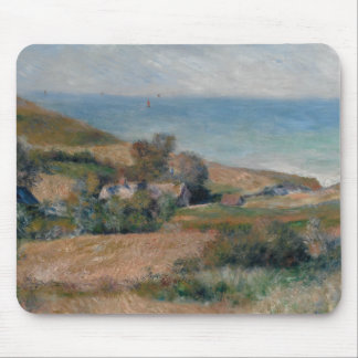 Auguste Renoir - Uitzicht van de Zeekust Muismat