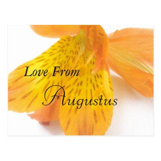 Augustus Briefkaart