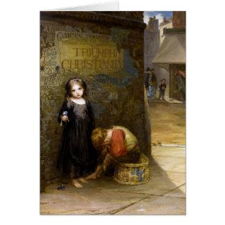 Augustus Edwin Mulready: Uncared-For Wenskaart