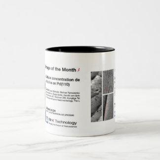 Augustus IOM Tweekleurige Koffiemok
