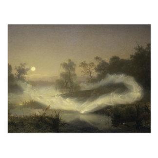 Augustus Malmstrom - Dansende Feeën Briefkaart