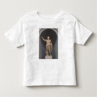 Augustus van Prima Porta, c.20 BC (marmer) Kinder Shirts