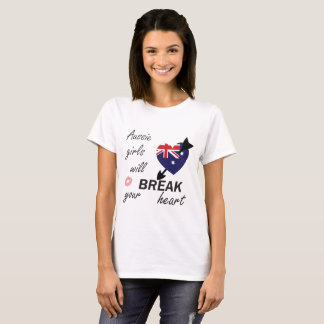 Aussie Heartbreaker T Shirt