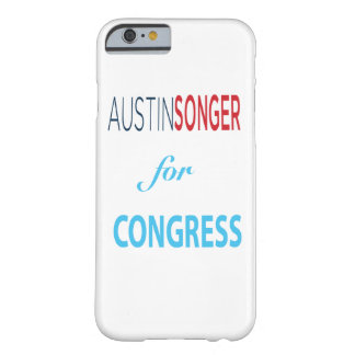 Austin Songer voor Congres - Hoesje iPhone6/6s