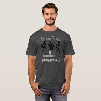 Austin Texas - het Overhemd van het T-shirt van de