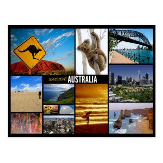 Australië Briefkaart