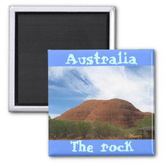 Australië het ontwerp van de rots koele magneet