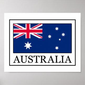 Australië Poster