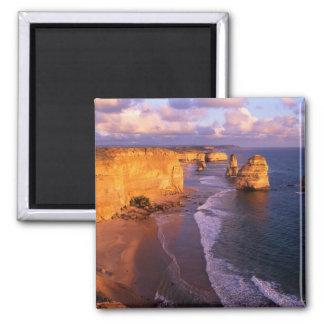Australië, Victoria. 12 apostelen, Haven Magneet