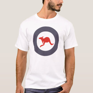 Australisch Overhemd Roundel T Shirt