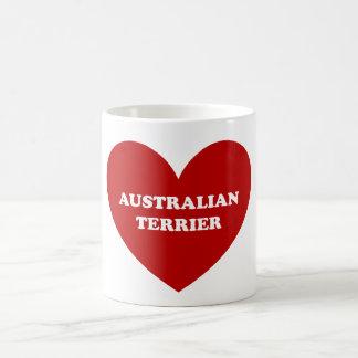 Australisch Terrier Koffiemok