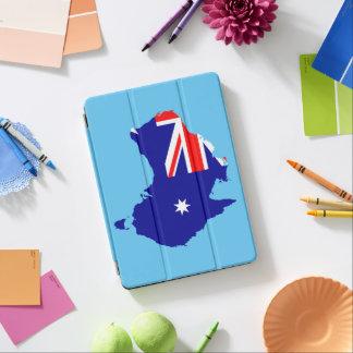 Australische landvlag iPad air cover