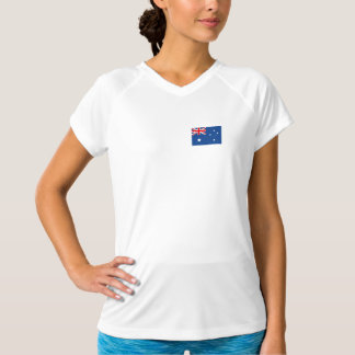 Australische Nationale Vlag T Shirt
