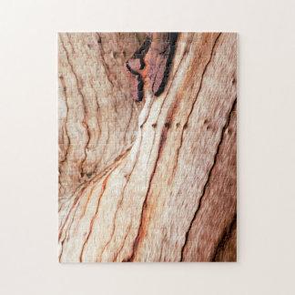 Australische Natuurlijke Texturen Cafedreaming Legpuzzel