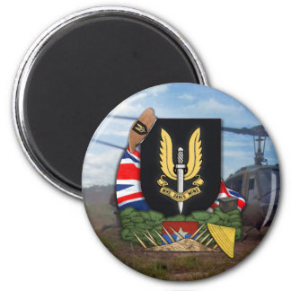 Australische speciale sas Vietnam van de Magneet
