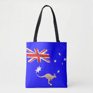Australische vlag draagtas