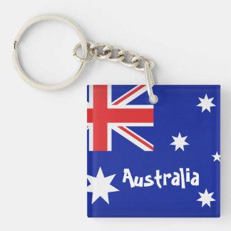 Australische Vlag Sleutelhanger