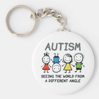 Autisme Sleutelhanger