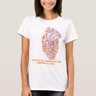 Autisme - Volledig handen en hart T Shirt