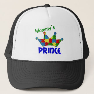 Autistische Prins 3 de T-shirts & de Kleding van Trucker Pet