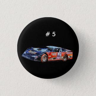 auto 5 knoop ronde button 3,2 cm