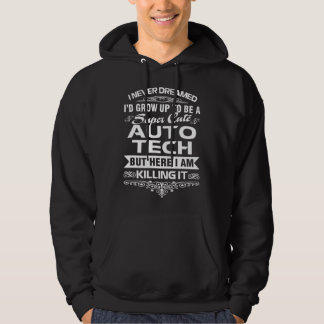 AUTO TECHNOLOGIE HOODIE