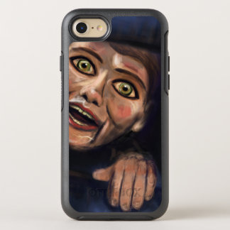 automatonophobia - het leven model OtterBox symmetry iPhone 7 hoesje