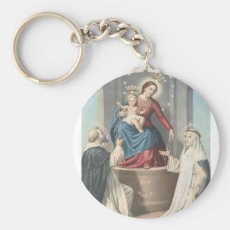 Ave Maria Keychain Sleutelhanger