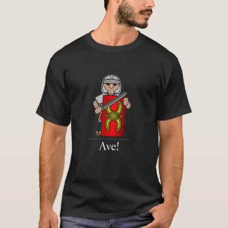 """Ave van Roman Militair het """"! """" T Shirt"""