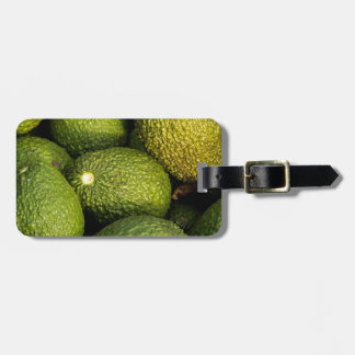 Avocado's Kofferlabel