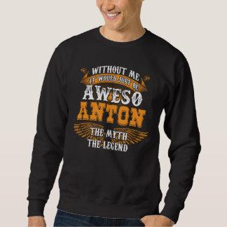 Aweso ANTON een Ware het Leven Legende Trui