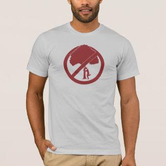 Ayn Rand en akkoord gaan-environmentalism van I T Shirt